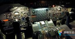 BI仪表盘与航空